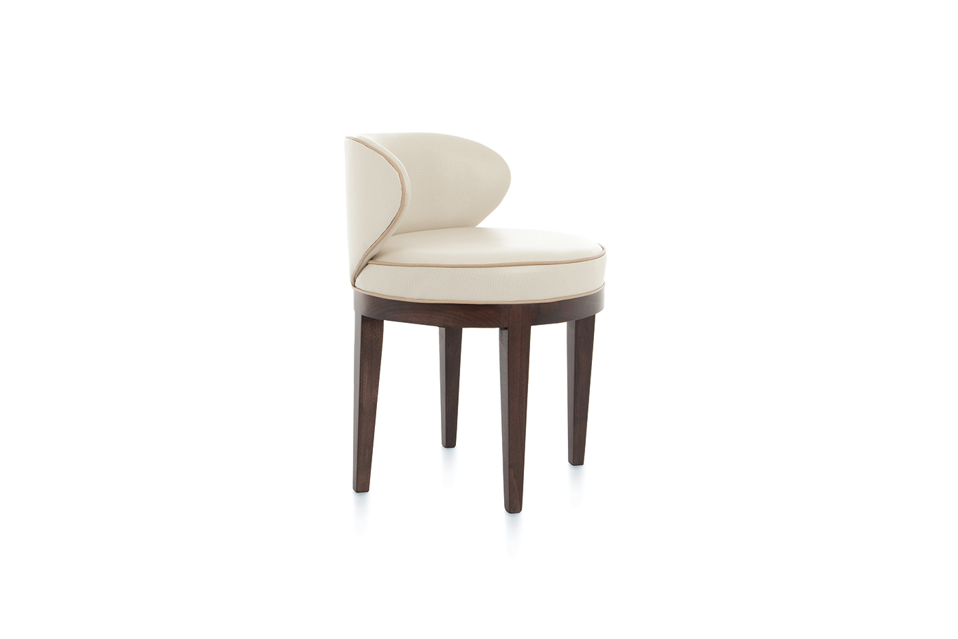 Clarice Dressing Table Stool Charlotte James Furniture