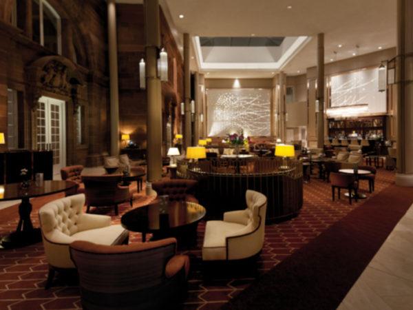 Caledonian Waldorf Astoria Hotel, Edinburgh