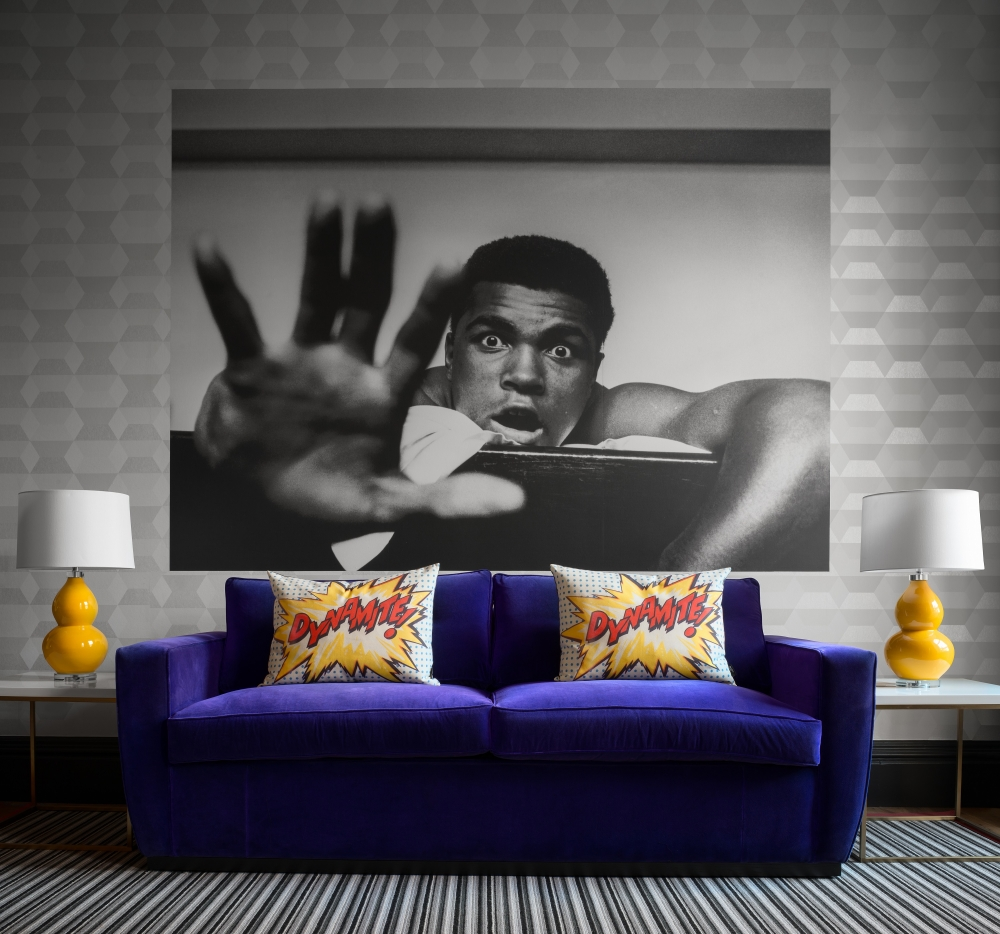 Jeffreys Interiors: The Rutland Hotel Serviced Apartments, Edinburgh. Images courtesy of ZAC and ZAC Photography