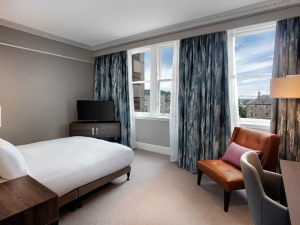 Amaris Hospitality & ICA: Jury's Inn, Edinburgh Carlton