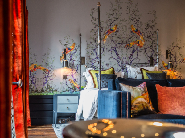 Ampersand Interiors: Private Residence, Edinburgh