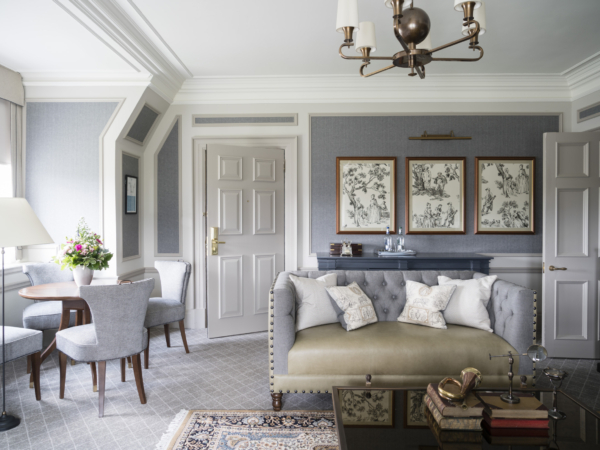 Goddard Littlefair: The Gleneagles Hotel, Auchterarder